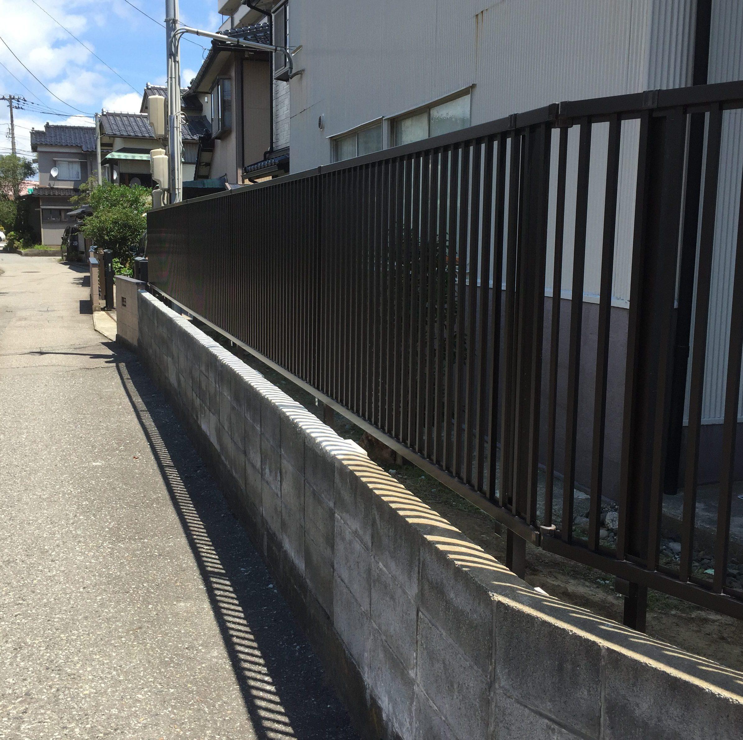 住宅外壁・柵
