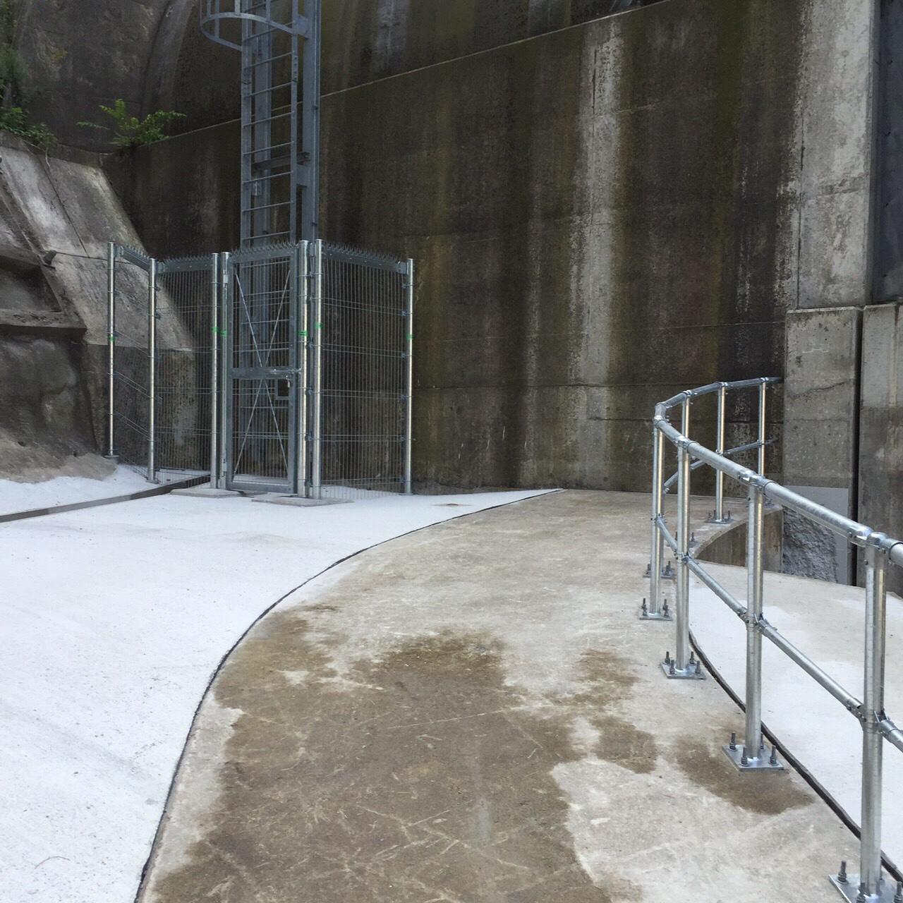 柵、安全設備設置